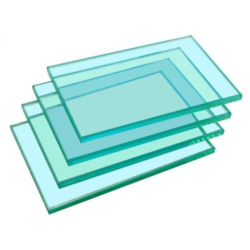 12 Inch * 5 Inch Tempered Toughened Glass, Shape: Rectangle