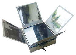 Solar Box Cooker Advanced Technology