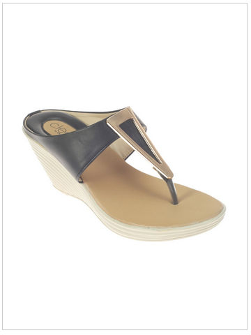 f2a1683e81a Women Sandal - Khadim s Ivory Casual Heel Sandal 15911015980 Retailer from  Kolkata