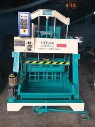Hydraulic Operated Hollow,Solid,Concrete Block Making Machine