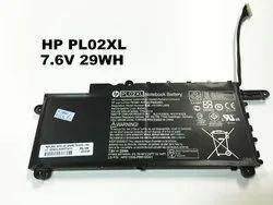 HP Pavilion PL02XL Series Original Laptop Battery, Power: 29wh