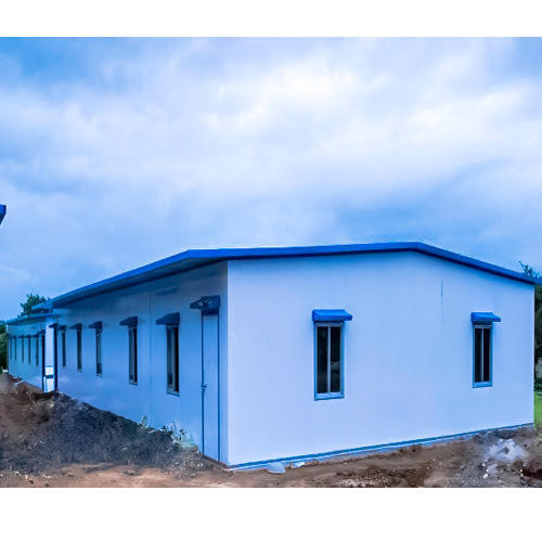 Steel Prefabricated Labour Accommodation, Rs 300 /square