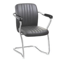 SPS-265 Black Visitor Chair