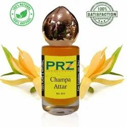 PRZ Champa Attar Roll-On for Unisex