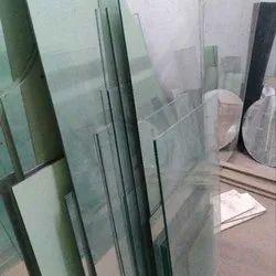 8Mm Transparent Glass Sheet, For Partition, Shape: Flat