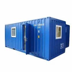 Modular Portable Office Container