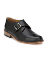 Black Handmade Dress Shoes, Size: 6-11
