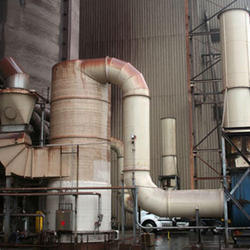 Industrial Boiler Wet Scrubber