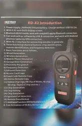 KEYDIY X2 Remote Programmer
