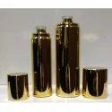 Pet Perfume Bottle Metallized 100 Ml And 200 Ml