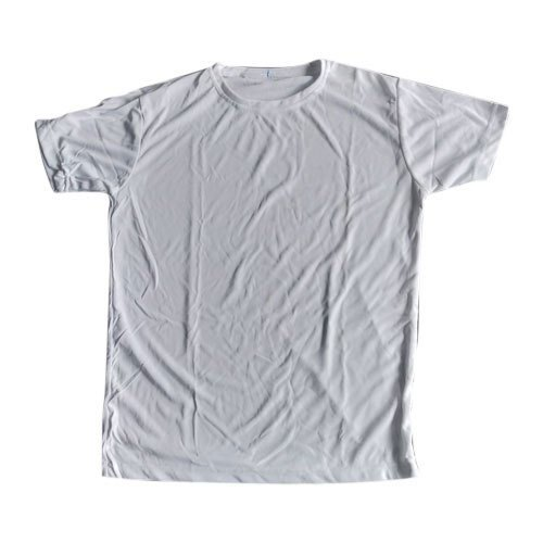 Cotton Half Sleeve Mens Sports T Shirt, Size: S-XXL