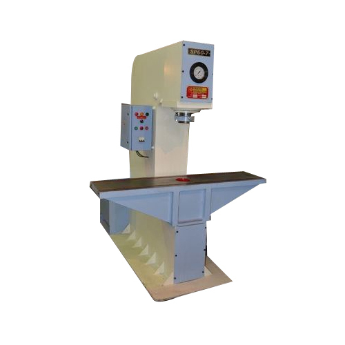 Friends Hydraulics C Frame Press Machine, Rs 250000 /piece, Friends ...