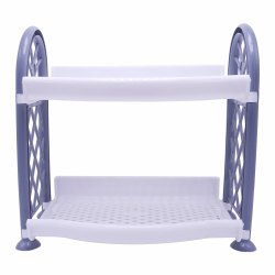 Plastic Bathroom Rack Rexo 202