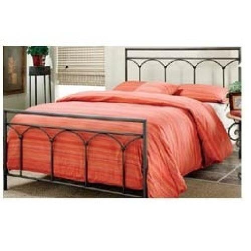La Decor Coustamized Stainless Steel Double Bed, Size: Coustamized