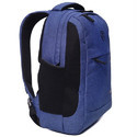Zwart Blue Laptop Backpack