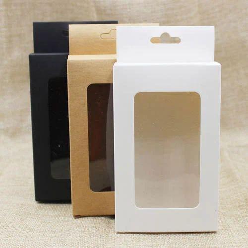 Window Packaging Box