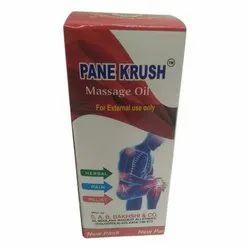 Pane Krush Herbal Massage Oil, Pack Size: 50 / 100 / 200 Ml, Pet Bottle