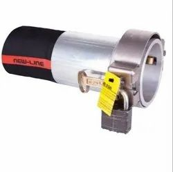 Camlock Coupling with Safety Lock