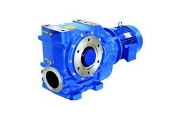 Helical Inline Geared Motor