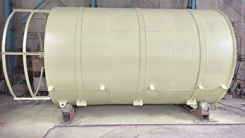 Acid Storage Tank Rubber Lining