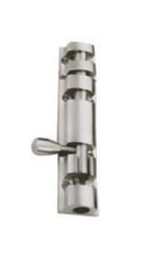 3027 Aluminum Square Tower Bolt