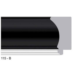 115-B Series Photo Frame Moldings