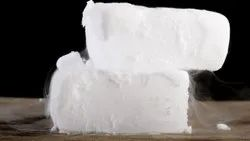 solid Dry Ice