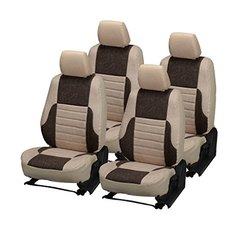 Rexin Nirankar Fabric Car Seat Cover