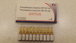 Promethazine Injection 25mg