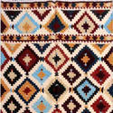 Hand- Loom Weaving Wool Kilim Rug For Home