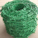 Green Barbed Wire