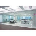 Office Cabin Glass Partition