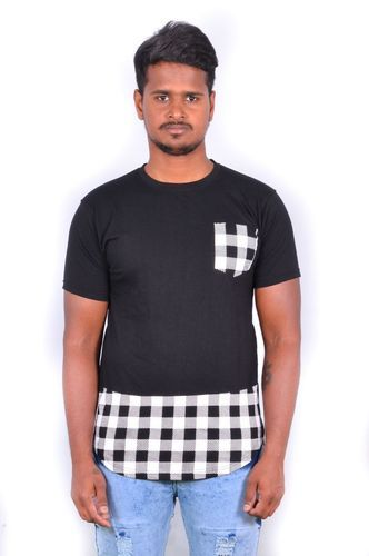 t shirt for men apple cut