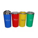 Color Coded Plastic Dustbin