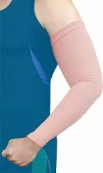 Skin Color Tubular Sports Sleeves for Arm (For 10 Persons )