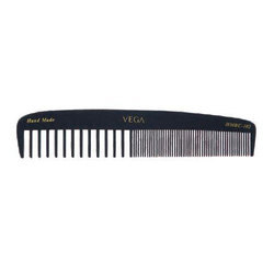 Vega Graduated Black Dressing Comb (HMBC-102)
