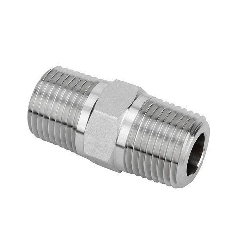 Stainless Steel 3/4 Ss Adaptor, for Hydraulic Fitting, Size: 3/4 inch