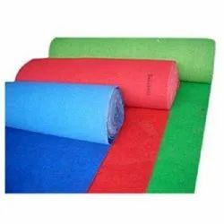 Plain Carpet, For Decoration, Mat Size: Approximate 900 Sq.ft