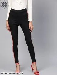 Cotton Casual Wear Jegging