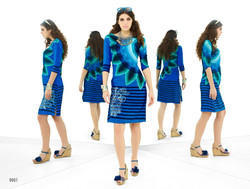Fancy Stretchable Kurti