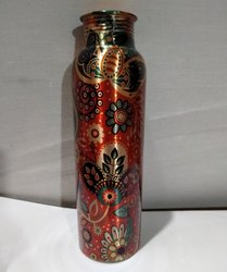 Copper Digital Print Bottle