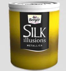 Berger Silk Illusions Metallica Pain