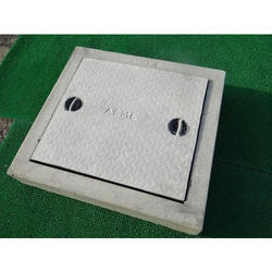 Heavy Duty Concrete Manhole Cover