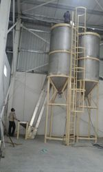 SS Stainless Steel Silo