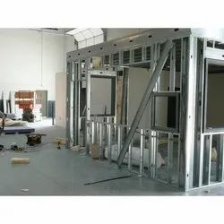 Concrete Frame Structures Commercial Projects Office Construction Service, Waterproofing System