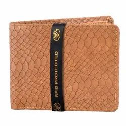 Premium Men Wallet With RFID Protector
