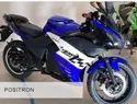 Positron Electric Motorcycle