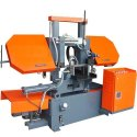 Cast Iron Automatic Bandsaw Machine