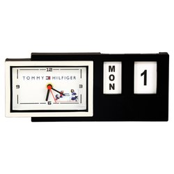 Office Table Clock With Calendar