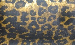 cheetah Tapestry Fabric